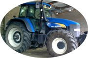 New Holland TM 115 t/m 190