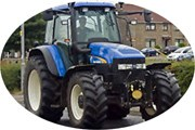 New Holland TM/M serie