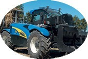 New Holland LM 5000 serie verreiker