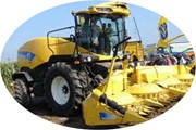 New Holland Hakselaar FR serie