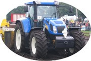 New Holland TVT 7500 serie