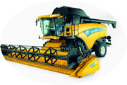 New Holland Combine 8000 serie 2011 >