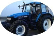 New Holland 8560 1996-1999
