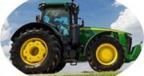 John Deere 7-8R serie