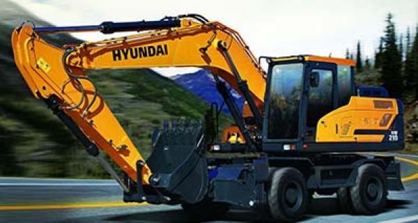 Hyundai HW140 graafmachine 2016->